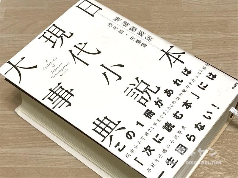 日本現代小説大事典