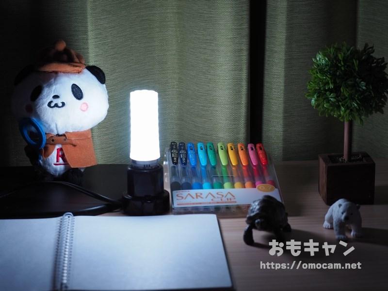 LED電球の昼光色